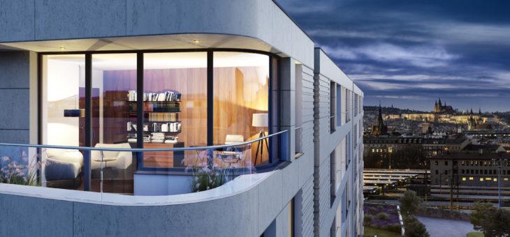 Luxusní bydlení na Vinohradech pro opravdové fajnšmekry