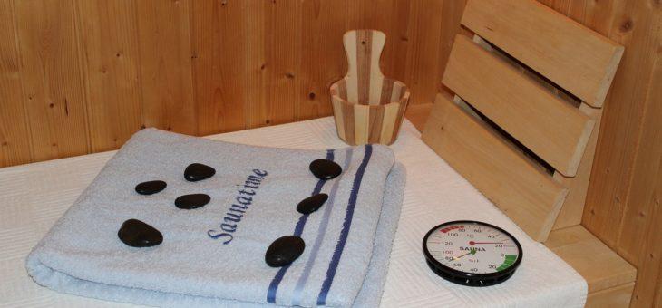 Jak si doma postavit saunu svépomocí?