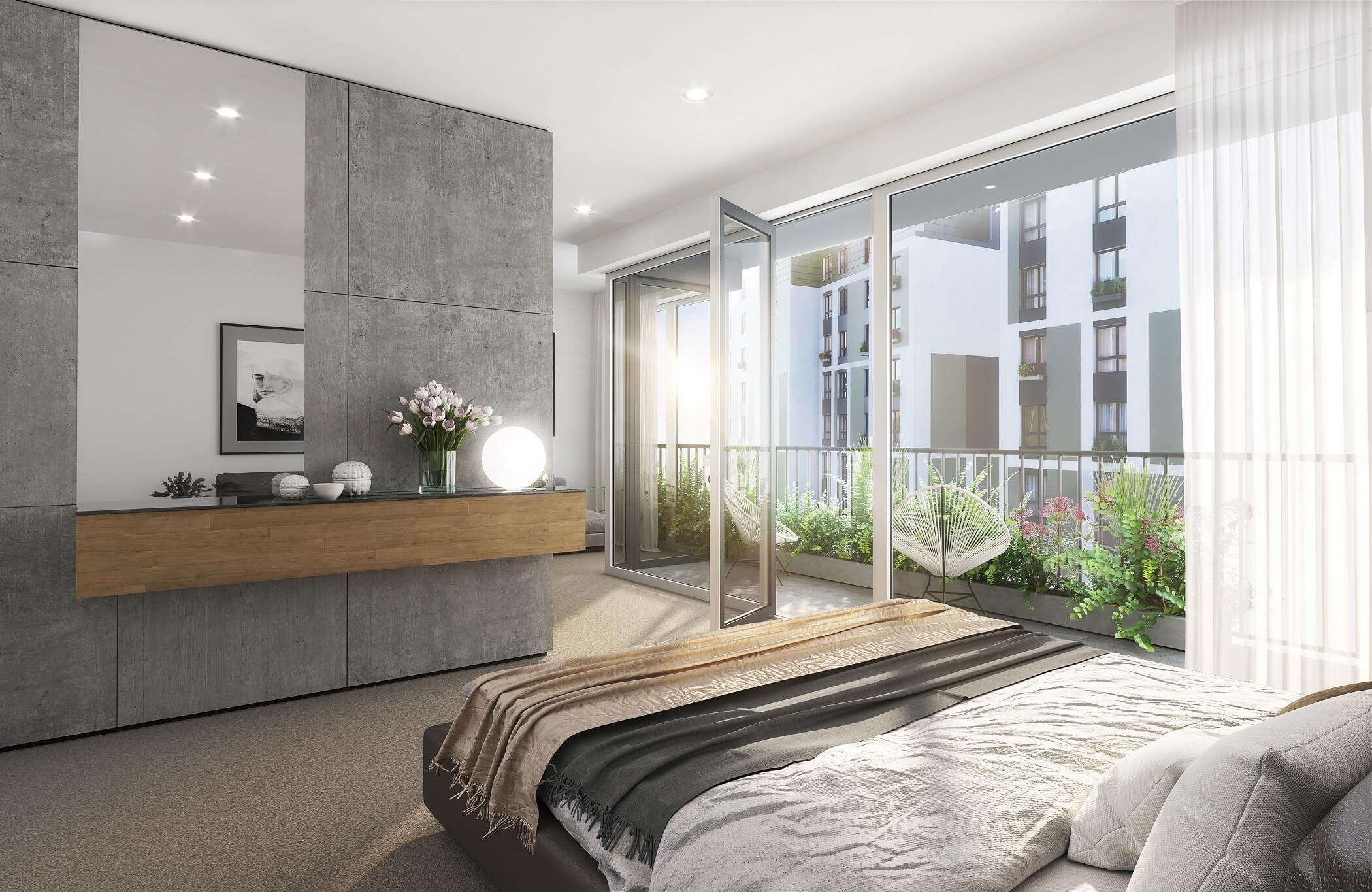 Hledáte nové byty Praha 3? Čtvrť Na Vackově nabídne až 342 nových bytů
