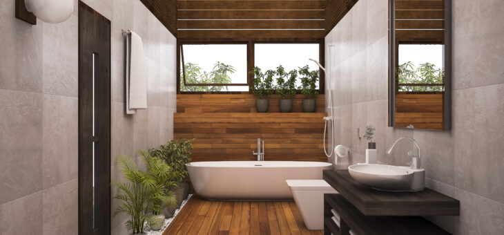 Nová koupelna nebo balkón o tři dny dříve? Dříve nemožné, může být realitou.