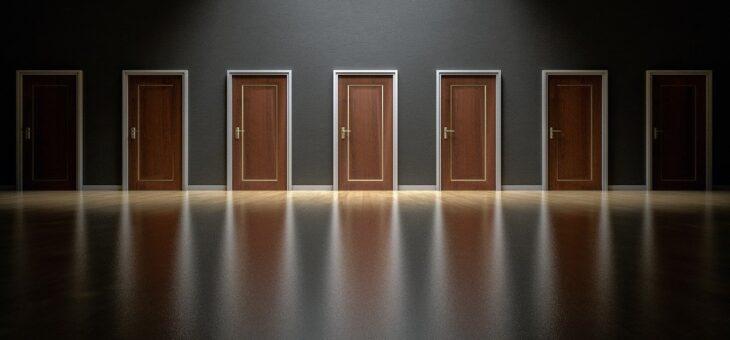 Jak správně vybrat dveře a dveřní kování a na co si dát pozor?