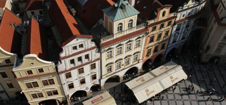 V Praze vznikají nové byty a komerční prostory