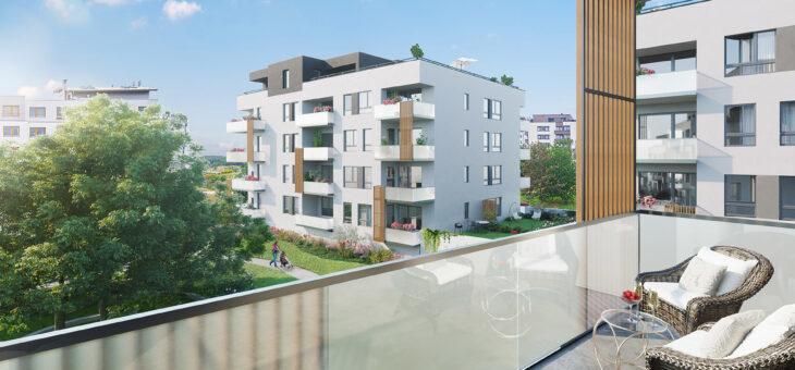 Nové byty v developerském projektu na Praze 10 v Malešicích